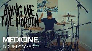 medicine - Bring Me The Horizon - Drum Cover Video