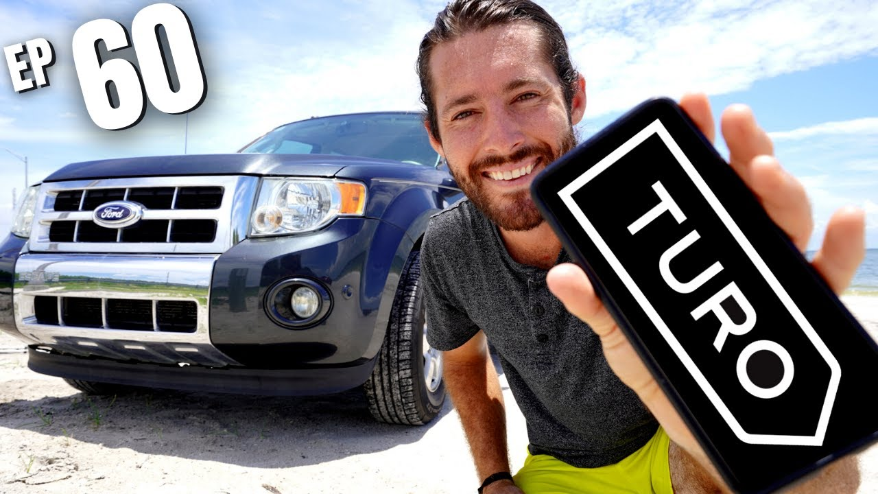 I bought a car at AUCTION to list on TURO! (EP 60)