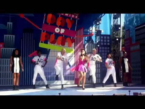 Ariana Grande - You'll Never Know At World Wide Day Of Play 2013