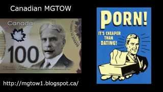 The Cost of Love in Canada for 2015 - MGTOW Video