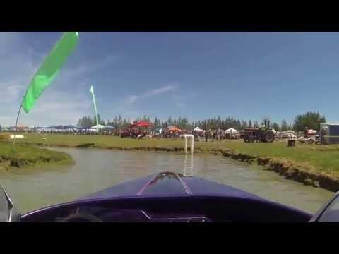 Albany jet sprint run  superboat #4