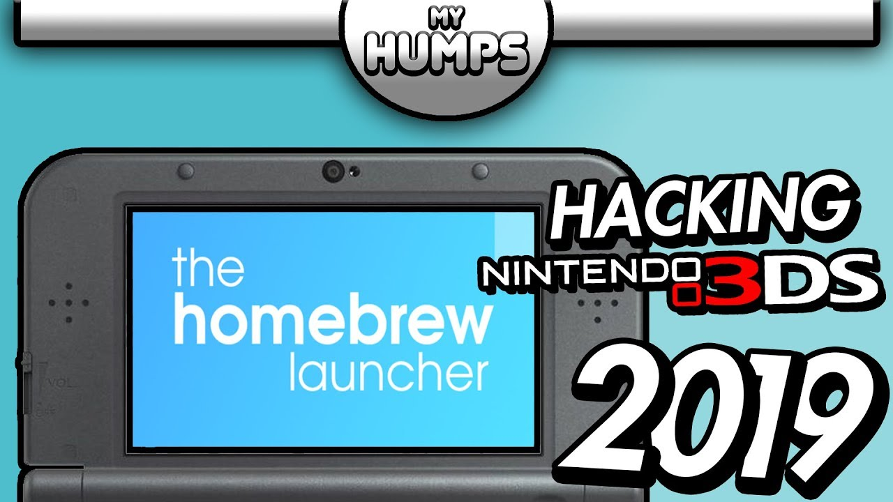 Nintendo 3DS in 2019 & Why You Should Homebrew