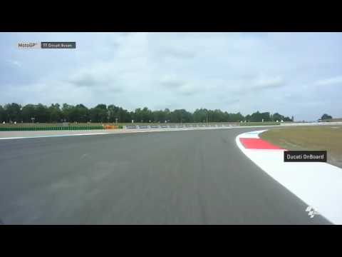 #DutchGP: Ducati OnBoard