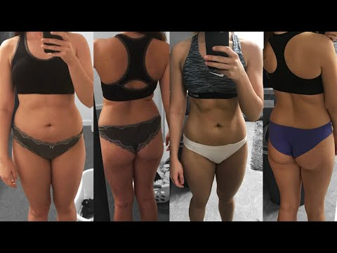 3 MONTH STEP BY STEP FEMALE BODY TRANSFORMATION!