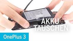 OnePlus 3 / 3T – Akku wechseln [Reparaturanleitung]