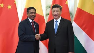 China welcomes Seychelles to jointly build Belt and Road