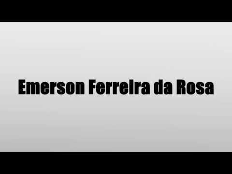 Emerson Ferreira da Rosa