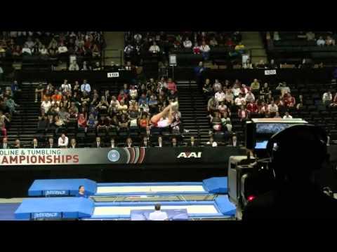 Kundius,Irina Final RUS,Trampoline World Championships 2014