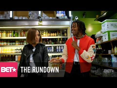 See DUCKWRTH's Impromptu Bodega Pop-Up Concert | The Rundown With Robin Thede