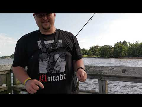 Downs Park Fishing Pier Pasadena Maryland