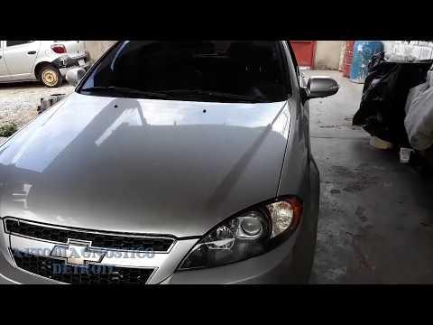 Chevrolet Optra Falla En El Abs Y Control De Traccion Youtube