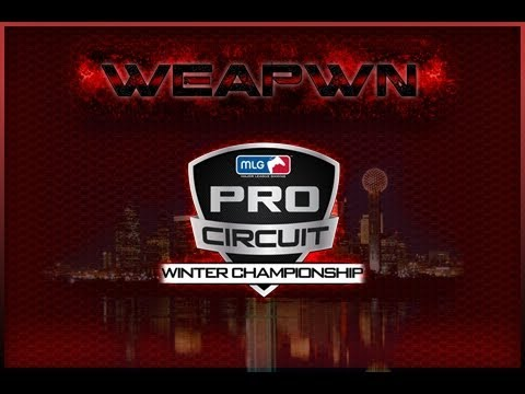 WeaPwN at MLG Winter Championships, Dallas 2013 - Coverage & Commentary on Fariko and UNiTE