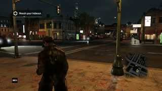 Watch Dogs PC Gameplay (Ultra Settings)