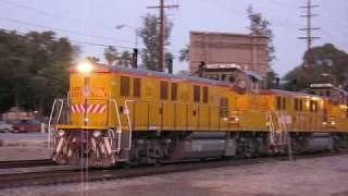 UPY Genset Switchers in Action - 2009
