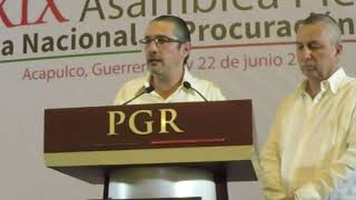 Procurador del Estado de México, Alejandro Gómez Sánchez