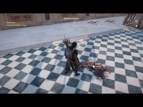 Assassin's Creed: Origins -  The Mousetrap & Cat & Mouse Side Missions