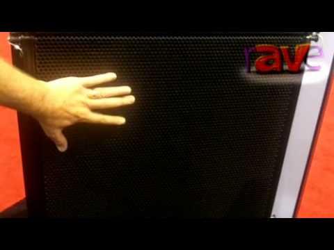 InfoComm 2012: d&b audiotechnik Tells Us About its V-Series Line Array