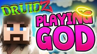 Minecraft Druidz #5 - Playing God
