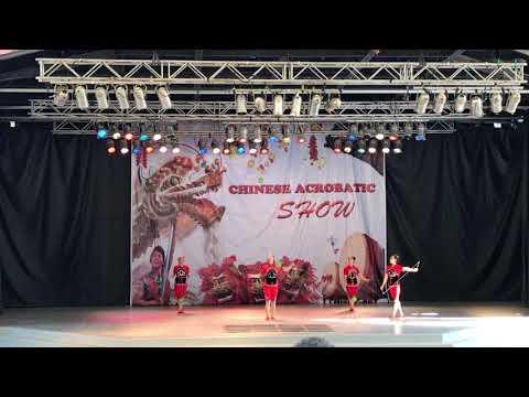 Chinese Acrobatic Show @ Canada's Wonderland