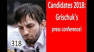 Grischuk's press conference about Double Rook Lifts