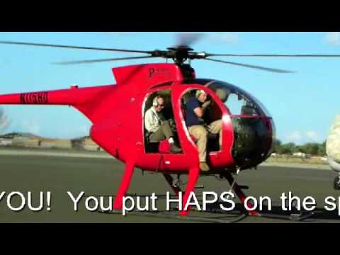 Hawaii Aviation Preservation Society - Howard takes HAPS to DeMoss