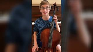 Positive Notes — Cello Lesson 1