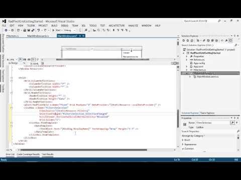 ContextMenu - Part 3: Using RadContextMenu with RadTreeView