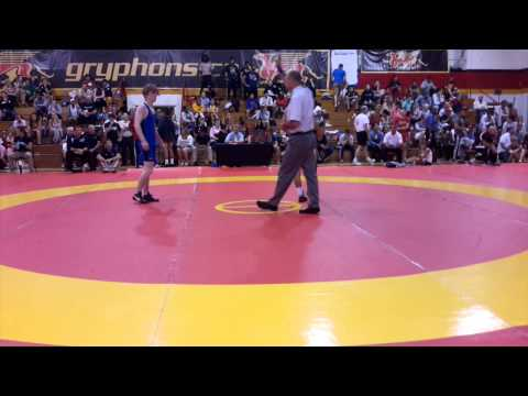 2014 Canada Cup: 57 kg Steven Takahashi (CAN) vs. Alex Moher (CAN)
