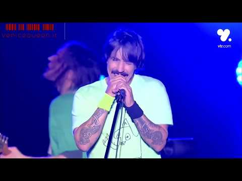 Red Hot Chili Peppers - Strip My Mind (Santiago, 17/03/2018)