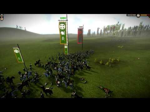 Shogun 2: Shimazu vs Hattori... Ambush  