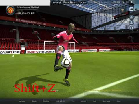 Skill Move Keyboard New 2016 I Fifa Online 3