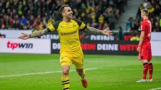 Bayer Leverkusen 2 - 4 Borussia Dortmund