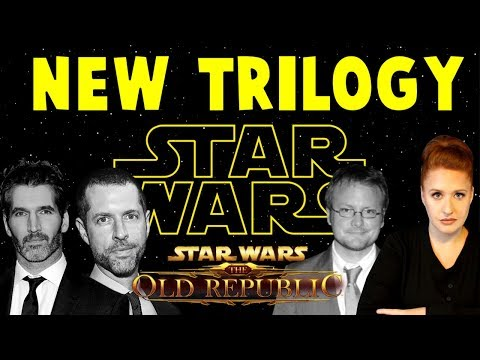 New Star Wars Trilogy Coming SOON