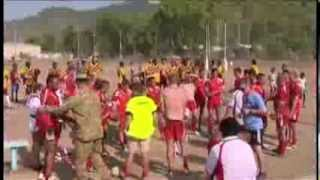 NITV Barefoot Sports BILL COOLBURRA CUP - ARMY V