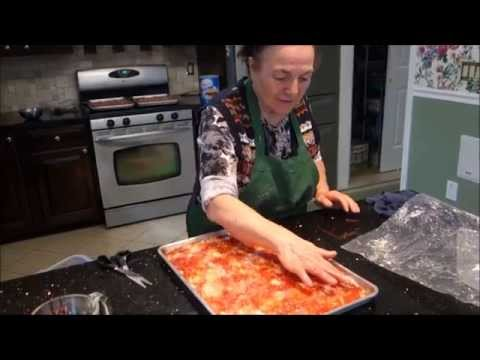 Italian Grandma Makes Pizza & Bread - Full Version