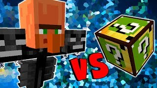 VILLAGER WITHER VS. LUCKY BLOCK CAMEL (MINECRAFT LUCKY BLOCK CHALLENGE)