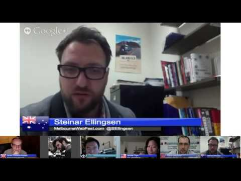 HK Webfest    CONNECT #2    International Hangouts session