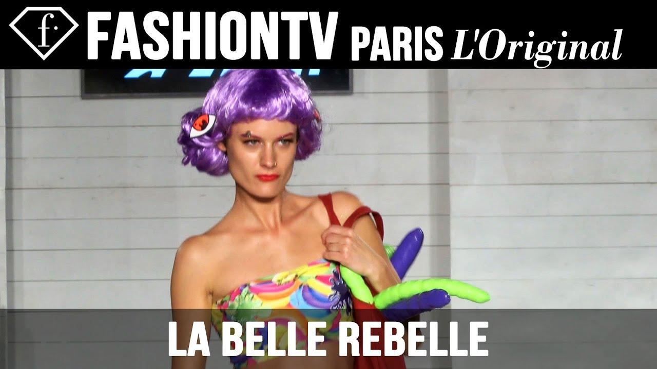 La Belle Rebelle Swimwear Show   Funkshion Fashion Week