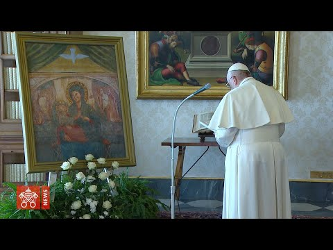 Pope Francis' prayer to Virgin Mary for protection from coronavirus