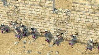 Stronghold Crusader 2 - GamesCom 2013 Trailer