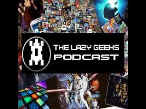 The Lazy Geeks Podcast #228: Cruising Down The Street