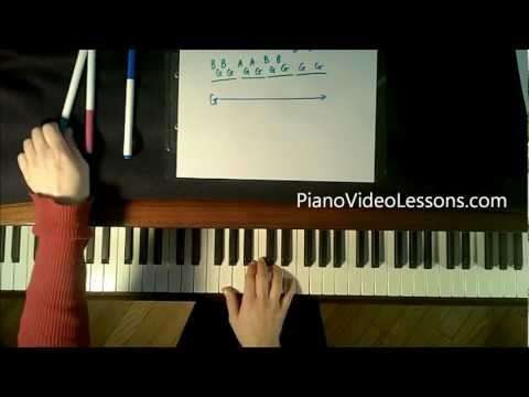 How To Play:  Without You by Glee/David Guetta- Piano Tutorial EASY