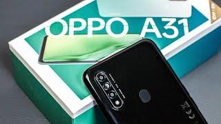 Прост, но интересен! OPPO A31- бюджетный смартфон с 6,5-дюймовым дисплеем. Полный обзор ОППО А31