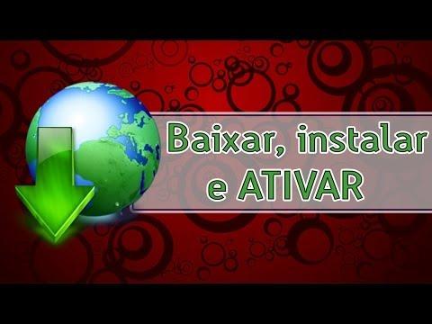 Baixar, instalar e ativar = Internet Download Manager 6.18 [E remover erro de serial FAKE]