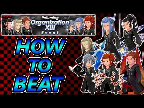 F2P Setups For Organization 13 Event ~ How ToKH Union χ[Cross]