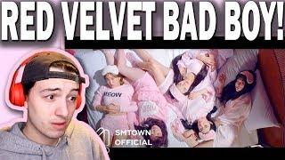 Gambar cover Red Velvet 레드벨벳 'Bad Boy' MV REACTION!