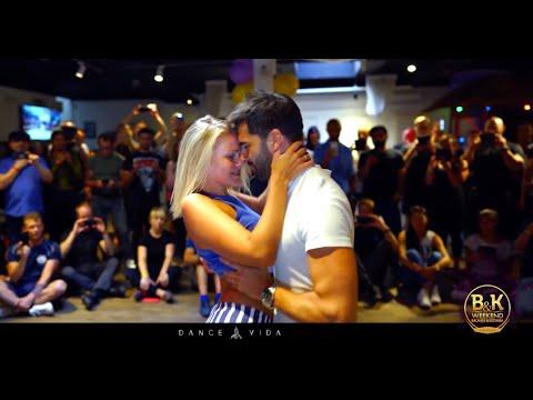 Kiko & Christina / Enchochado de ti (DJ Tony Pecino) / Bachata & Kizomba Weekend Stockholm 2019