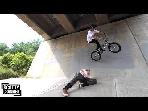 BMX TRICK SCAVENGER HUNT!