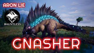 Dauntless Gameplay - Gnasher Hunt!