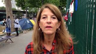 Dr. Françoise Sivignon interpelle le Président de la République sur l'accueil des réfugiés